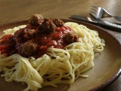 BUMC Free Community Spaghetti Dinner